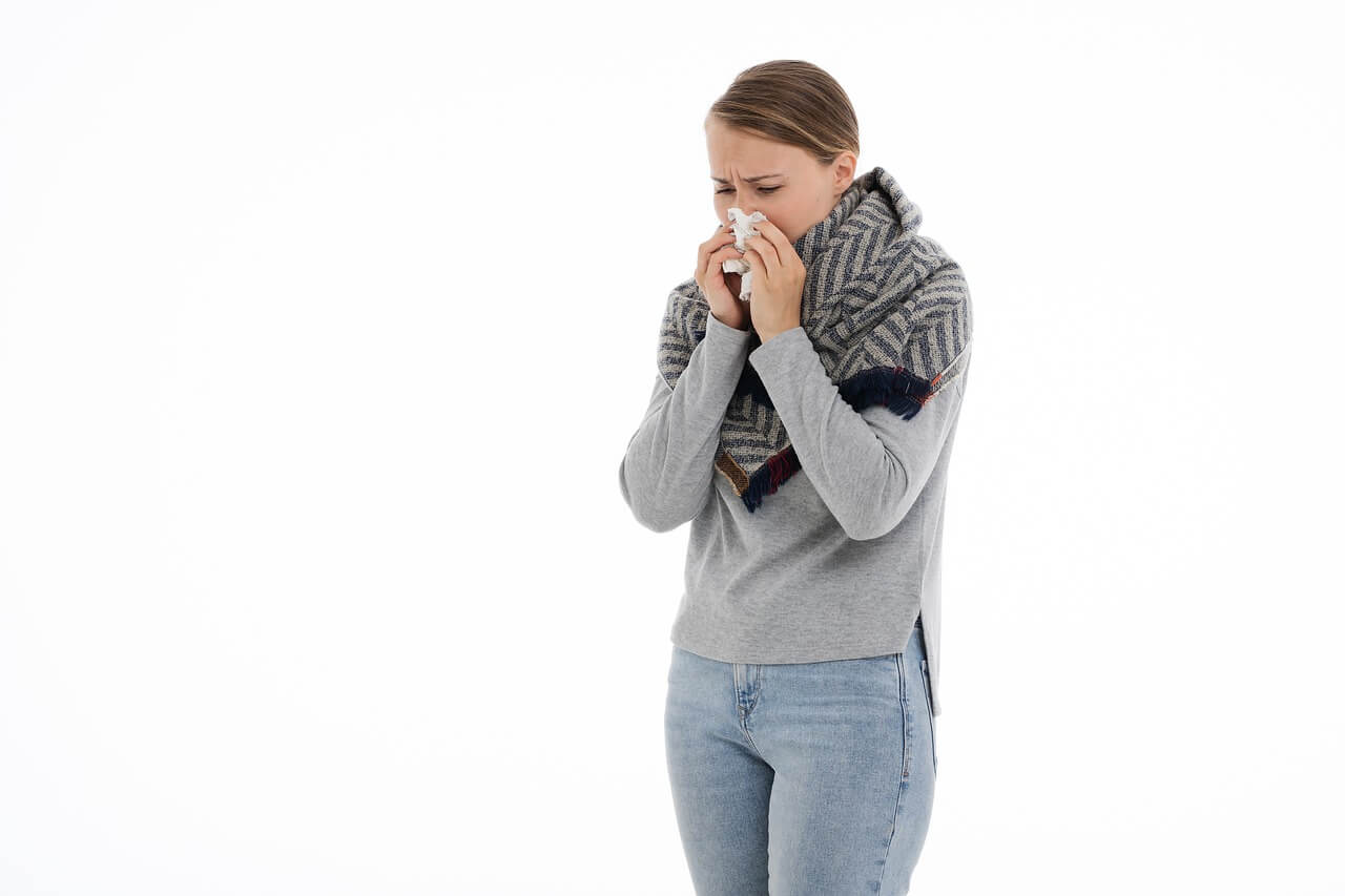 טיפול טבעי בנזלת אלרגית